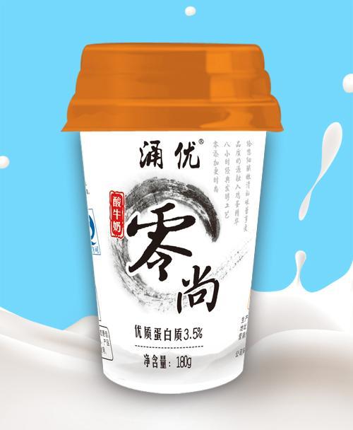 180g 零尚酸奶