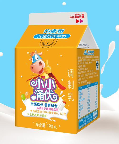 190ml 小小涌优 优酪乳
