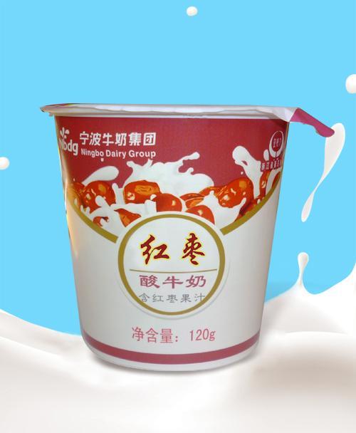 120g 红枣酸牛奶